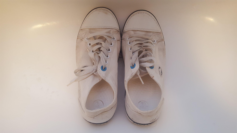 ハイター靴1